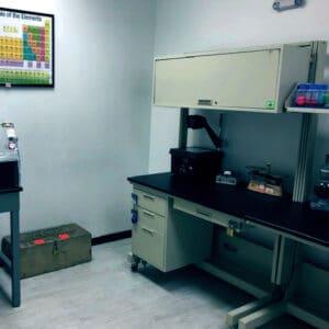 Mad Lab Escape Room Picture