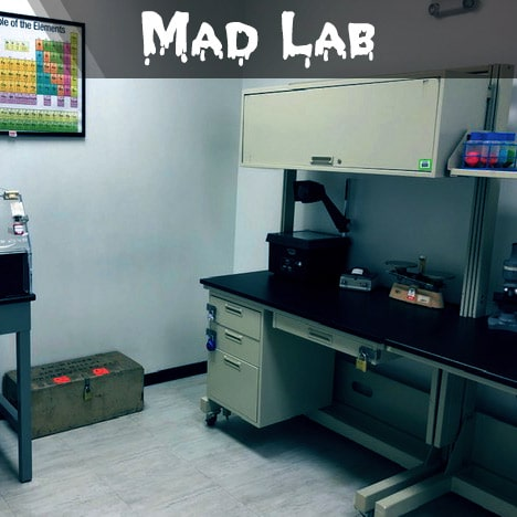 Escape Room - Mad Lab