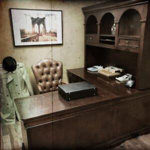 Mob Boss Escape Room Picture