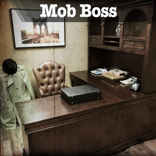 Escape Room - Mob Boss